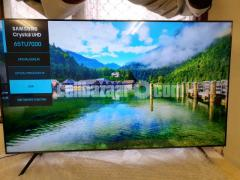 SAMSUNG 65 inch TU7000 CRYSTAL UHD 4K SMART TV - Image 2/5