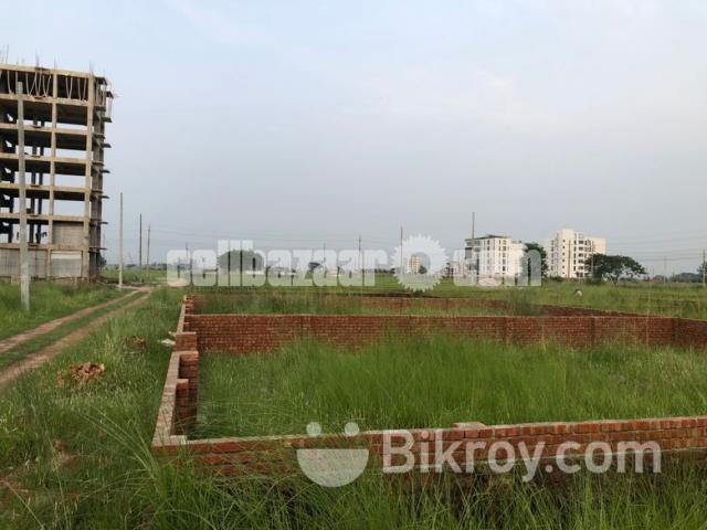 Block- M, Bashundhara R/A - 1/1