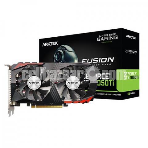 Nvidia Geforce GTX 1050 Ti 4GB GDDR5 Graphics Card - 3/4