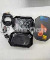 QKZ DM10 Metallic Earbuds Stereo Earphones(Intact) - Image 2/2