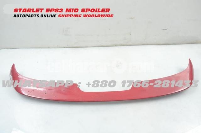 recon toyota car parts starlet corsa tercel gt ep82 ep91 glanza - 8/10