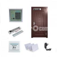 Door Lock & RFID Access Control