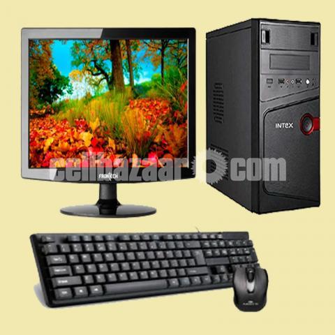 Desktop Computer - 4/5