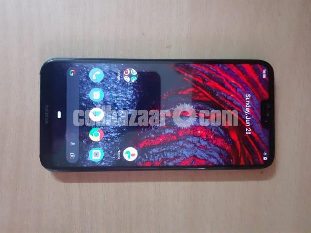 Nokia 6.1 plus - 1/3