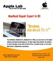 Broken MacBook fixed it