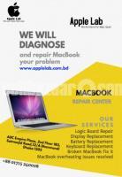 Trusted MacBook Repair Center in Dhaka