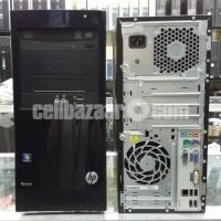 Hp Pro 2nd Gen Core i3 Brand Pc