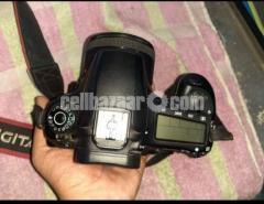 Canon EOS 60D+Canon 50mm Prime Lens