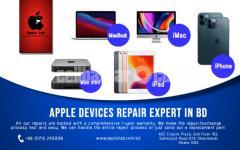 Apple Devices Repair Expert in BD