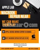Trusted MacBook Repair Center in BD
