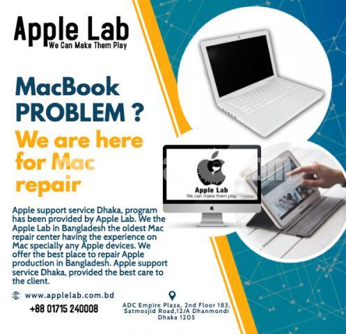 Fasted MacBook Repair Center in Dhaka - 1/1