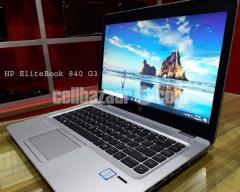 HP 840 G3 Core i5 6Th gen 8GB RAM 500 GB SSD