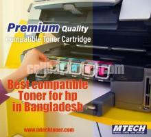 Best compatible toner for hp in Bangladesh-Hp toner china