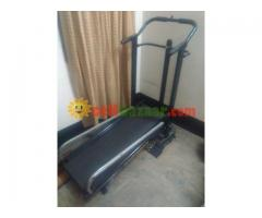 Manual Treadmill (Running Machine)