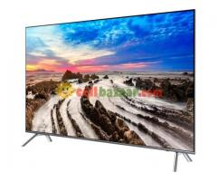 "UHD 82"" 4K Flat Smart TV MU8000 Series 8"