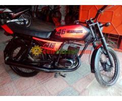 Suzuki ax 100.