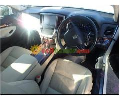 TOYOTA CROWN G ROYAL SELLON BEIGE INT PEARL 2013 - Image 3/5