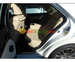 TOYOTA CROWN G ROYAL SELLON BEIGE INT PEARL 2013 - Image 5/5