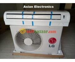 LG S186HC 1.5 Ton Split Type AC,With 2 Yrs Guarenty.