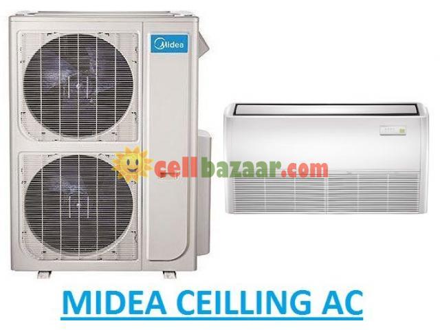 Midea 5 Ton 60000 BTU Brand AC - 3/4