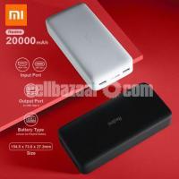 Original Xiaomi Redmi PowerBank 20000mAh