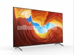 """Sony Bravia X9000H 55"""" 4K Android Voice Control TV 2020"""