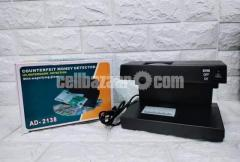 Fake Note Detector Machine AD - 2138
