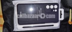 Samsung S21ultra Orginal Silicone case with  S pen