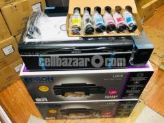 Epson L805 Six Color Wi-Fi Printer