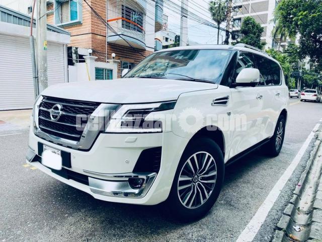 Nissan Patrol V8 - 2/9