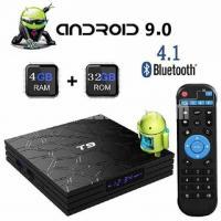 Android Smart TV Box T9 4GB RAM 32GB ROM