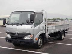 TOYOTA DYNA 1.5 TON PICK UP/ COVERED VAN