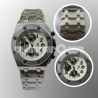 Audemars Piguet Chronograph Silver Colour Watch