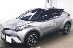 Toyota C-HR G Dual Tone