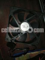 120mm Cooler fan Gigabyte C200 original Casing fan
