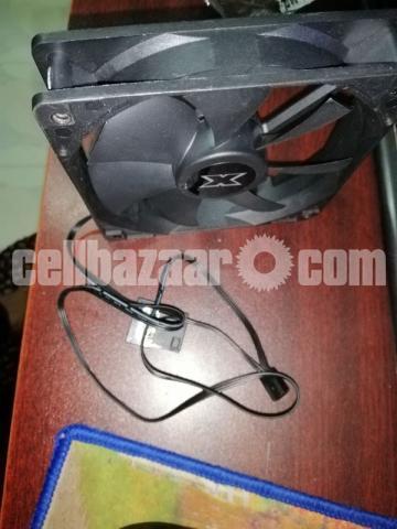 120mm Cooler fan Gigabyte C200 original Casing fan - 3/3