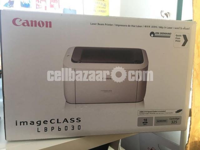 Canon LBP6030 Laser Printer - 1/10