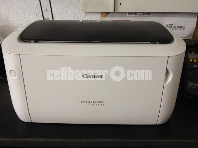 Canon LBP6030 Laser Printer - 2/10