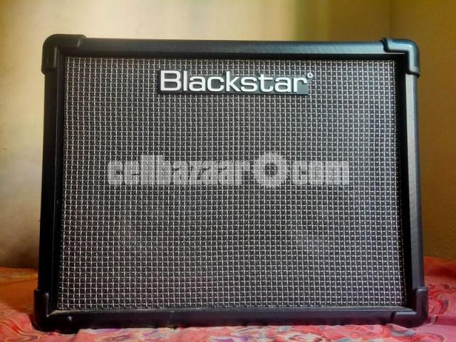 Ibanez guitar+ Blackstar amp combo - 4/5