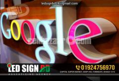 Led Sign Board Neon Sign Board SS Sign Board Name Plate Board LED Display