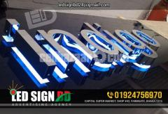 Led Sign Board Neon