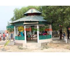 লেকের পাশে ভি.আই.পি ব্লকে প্লট 10 কাঠা