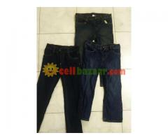 Boy's non stretch denim pant Wholesale....