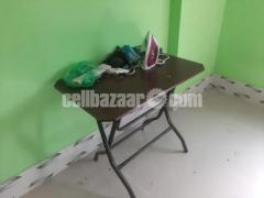 Reading Table & Armed Chair