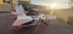 2016 Honda goldwing for sale at very good price
