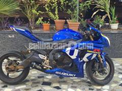 2014 Suzuki gsxr for sale whatsapp +971564792011