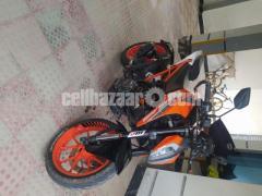 KTM Duke EU version