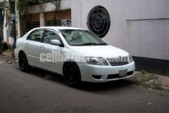 X-corolla 2005 for sell