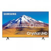 "Samsung TU8100 43"" Voice Control 4K UHD Smart TV"