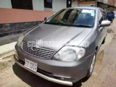 G Corolla 2002 Fresh Car